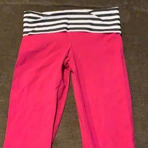XS Victoria Secret Pink Leggings